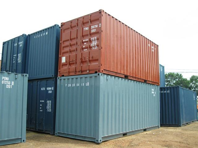 Container 40Feet HC