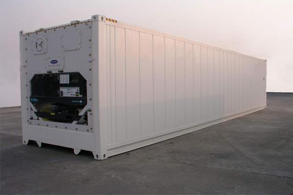 Container lạnh 40 feet DC